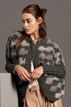Lana Grossa JACKE Royal Tweed - FILATI CLASSICI No. 10 - Modell 20 | FILATI.cc WebShop