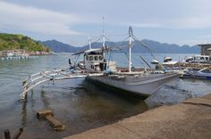 """bateau de peche"" by TravelPod blogger marco-2010 from the entry ""Coron"" on Monday, May 16, 2016 in Coron , Philippines Les Philippines, Coron, Blog Entry, Sailing Ships, Boat, Travel, Dinghy, Viajes, Boats"