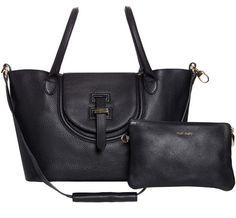 43376bbf069e8 Luxury Italian Handbags   Accessories. Italienische Handtaschen Aus Leder.  Shop the Official meli melo ...