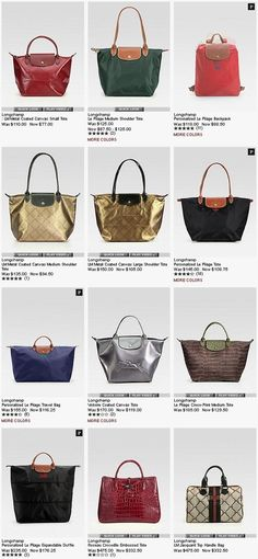 $45 longchamp style monogrammed tote how come all my bridesmaids gifts ideas are something I want ha-ha