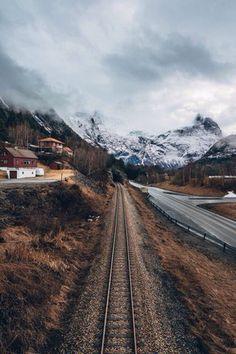 rail road adventures.