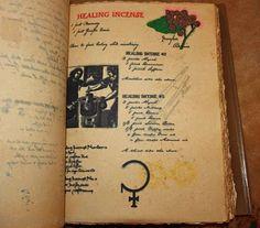 The Original Practical Magic Spellbook