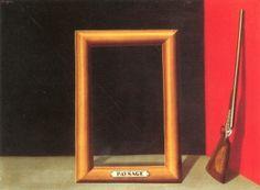Les Charmes du paysage - René Magritte - The Athenaeum