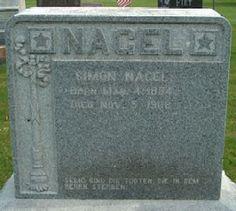 NAGEL, SIMON - Allamakee County, Iowa | SIMON NAGEL