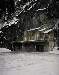 See What's Buried in the Swiss Bunkers Turned Into Secretive Data Centers | WIRED