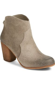BP. 'Trott' Bootie (Women) available at #Nordstrom. Comes in black. $100