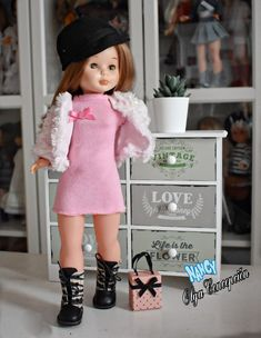 Harajuku, Barbie, Ideas, Style, Vestidos, Souvenirs, Antigua, Puppets, Swag
