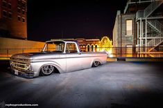 My buddy @rynobuilt built this sweet #Ford #Unibody & I was lucky enough to shoot it for a cover of Classic Trucks a few years ago. This was a 30 second exposure using a single flash that I lit up 7 times in various places to light the shot. I want to get back to being more creative & shooting more designed shots in the next year. http://ift.tt/2zN0uQ4
