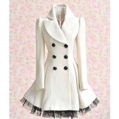 Pretty Coats For Winter