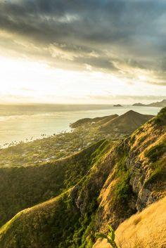 MOUNTAINS OF HAWAII Photos taken while hiking through the amazing mountains of…