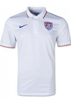 19b1622ee5ad5 USA 2014 Home Soccer Jersey  84.99  39.99 52%OFF Be the first to review  this product Size