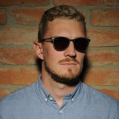 Fresh sunglasses from Munich! rocco by Rodenstock RR 324.
