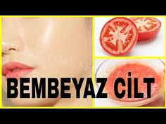 DOĞAL CİLT BEYAZLATICI- DOMATES VE KARBONATLA GELEN MUCİZE YÜZ BEYAZLIĞI -GÜZELLİK-BAKIM - YouTube Beauty Care, Beauty Hacks, Hair Beauty, Homemade Skin Care, Natural Skin, Whitening, Mascara, Vitamins, Hair Care
