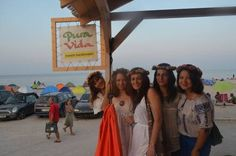 Pura Vida Beach Hostel, Vama Veche Constanta Romania, Hostel, Bar, Pura Vida