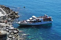 Scheduled ferry service for the Cinque Terre runs when the sea and weather conditions are favourable, and may be subject to change or suspension due to unpredictable circumstances.