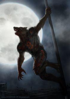 Wolf Blitzer by ogilvie.deviantart.com on @deviantART