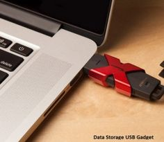 Amazing Data Storage USB Gadget and Device To Transfer Data