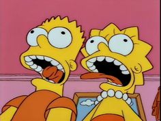Relatable Pictures of Lisa Simpson The Simpsons Tumblr, Simpsons Quotes, Simpsons Cartoon, Bart Simpson, Cartoon Icons, Cartoon Memes, Simpsons Drawings, Cartoon Profile Pictures, Old Cartoons
