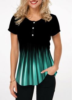 Shop Womens Fashion Tops, Blouses, T Shirts, Knitwear Online Trendy Tops For Women, Swim Dress, Knitwear, Casual Outfits, Short Sleeve Dresses, Tunic Tops, Sleeves, Clothes, Tops Online