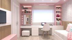 Small Room Design Bedroom, Girls Room Design, Girl Bedroom Designs, Home Room Design, Room Ideas Bedroom, Home Decor Bedroom, Men Bedroom, Stylish Bedroom, Bedroom Layouts