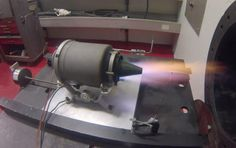 mini jet engine revved up to - CNET Turbine Engine, Gas Turbine, Impression 3d, General Electric, Mini Jet Engine, K Store, Rocket Engine, Innovation, Jets