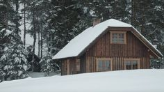 Shelter of the Week: A Hand-Built Cabin in Latvia - MensJournal.com