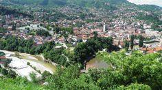 eaux de Sarajevo