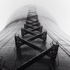 Cooling Tower by Amy Heiden