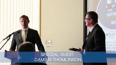 Highlights from the Launch Sydney Parliament House with Guest Speakers, Damien Thomlinson and Hon Rev Fred Nile