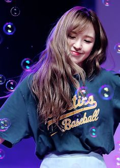 Guah! Wendy with bubbles