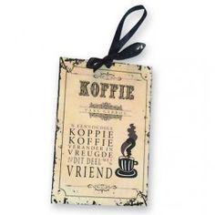 Koppie koffie