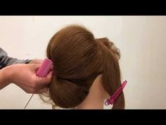 【プロ用 和髪】下夜会の作り方 - YouTube Modern Hairstyles, Bun Hairstyles, Wedding Hairstyles, Shaggy Hair, Big Bun, Hair Reference, Asian Hair, Updos, Bobby Pins