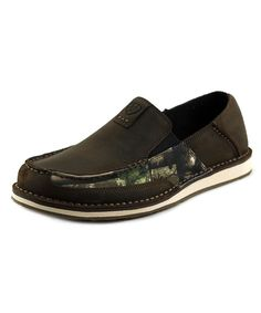 ARIAT ARIAT CRUISER   MOC TOE LEATHER  LOAFER'. #ariat #shoes #loafers
