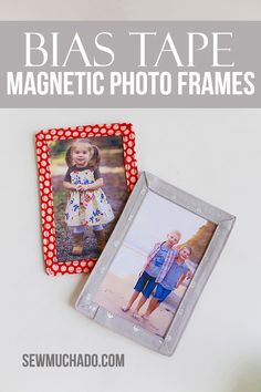 These Magnetic Photo Frames are a great handmade gift to give a grandparent. Imagine your child's cute picture setting it off. Whip up this Christmas Tree banner and make your house extra festive for the holidays. For some holiday entertainment, make this fabric scrap memory game, this also makes a fun gift for children on your list. This month we are sharing over 100handmade gift tutorials. I have teamed up...