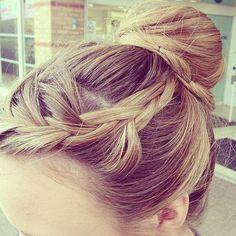 braid cute