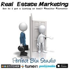 "Real Estate Marketing (the podcast)  How do I get a listing or deal? #Realtor #Investor  Guest David Bartels Answers EVERY objection  ""The Amazing David""  Click Here and listen to the podcast (that YOU could host)  CLICK AND LISTEN TO THE PODCAST  http://realestatemarketing.podomatic.com/entry/2014-10-29T16_25_44-07_00    Visit David and get YOUR files handled http://www.homeloanadvocates.com/"