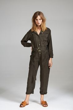 SILKY DUNGAREES Dungarees, Dory, Fashion Accessories, Women Wear, Normcore, Contemporary, Pants, Collection, Style