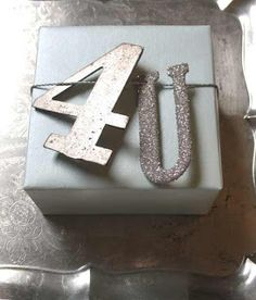 this is one of my faves...17 Gift Wrapping Ideas - Tip Junkie