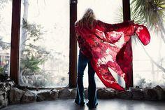 Sugarhigh+Lovestoned Winter 2013 Electric Ladyland Natalie Bergman by Aaron Feaver