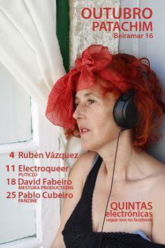 as quintas de Outubro do Patachim, con Fernanda Pardo, á Vivienne Westwood de Monte Alto