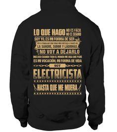 ELECTRICISTA TID - EDICIÓN LIMITADA **  #Electrician#tshirt#tee#gift#holiday#art#design#designer#tshirtformen#tshirtforwomen#besttshirt#funnytshirt#age#names#happy#family#birthday#image#photo#ideas#ElectricianGloves#ElectricianScissors#ElectricianAccessories#ElectricianApron#ElectricianArtwork#ElectricianBelt#ElectricianCalculator#ElectricianDecal#ElectricianDictionary#ElectricianDad#