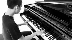 Yann Tiersen - La Valse d'Amelie (piano) one of the most beautiful pieces of music ever written - played by this young man, Mike Lew.
