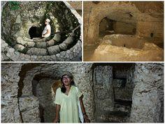 Experience life underground: Gala-Gala underground house