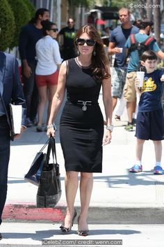 Lisa Vanderpump Shooting on location her reality show The Real Housewives of Beverly Hills http://icelebz.com/events/lisa_vanderpump_shooting_on_location_her_reality_show_the_real_housewives_of_beverly_hills/photo2.html