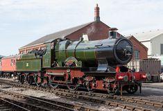 Net Photo: 3440 Great Western Railway Steam at Toddington, United Kingdom by Graham Williams Diesel Locomotive, Steam Locomotive, Train Car, Train Tracks, Steam Trains Uk, Steam Railway, Train Times, British Rail, Old Trains