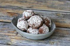Mocha Butterball Cookies - Diana Rattray