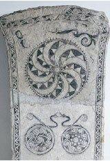 Bildsten; picture stone; Gotland, Sweden