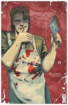 Couverture Nailbiter tome 1