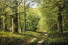Country Roads, Art, Art Background, Kunst, Performing Arts, Art Education Resources, Artworks