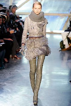 Rodarte Fall 2009 Ready-to-Wear Collection on Style.com: Complete Collection